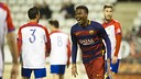 Kaptoum after scoring the winner / VICTOR SALGADO - FCB