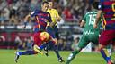 Neymar in action against Eibar earlier this season / MIGUEL RUIZ - FCB