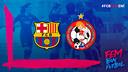 FC Barcelona v Hyundai Steel Red Angels, Friday at 10.30am CET