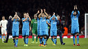 The third time was a charm for Barça at Arsenal Stadium. / MIGUEL RUIZ - FCB