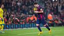 Messi, l'an passé face à Séville / GERMAN PARGA - FCB