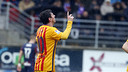 Leo Messi added two more goals to his ever-expanding collection at Ipurua / MIGUEL RUIZ - FCB