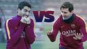 Suárez i Messi, dos gols impossibles