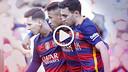 Munir, Messi, Neymar