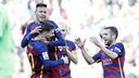 Messi et Neymar Jr ont été les hommes forts du Barça contre Getafe / MIGUEL RUIZ - FCB