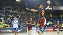 Gudjon was one of the stars of the win / VICTOR SALGADO - FCB
