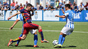 The reserves suffered a heavy loss / Guiem Sánchez - ATB