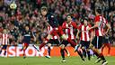Fernando Torres scores Atético's winner in Bilbao / clubatleticodemadrid.com