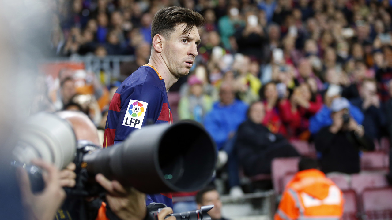 Leo Messi wants to add another league title to his collection / MIGUEL RUIZ-FCB