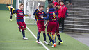 Another week of great goals from the youth teams / FCB