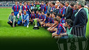 Scenes from that famous league victory a decade and a half ago / FCB