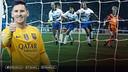 Messi and Koeman are both free-kick legends / FCB