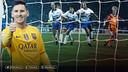 Las similitudes entre los goles de falta de Messi y Koeman / FCB
