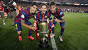 The trident are looking to add another trophy to their collection / MIGUEL RUIZ - FCB