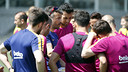 Luis Enrique has a full squad for Madrid / MIGUEL RUIZ - FCB