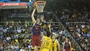Ante Tomic led the way for Barça Lassa / PACO LARGO - FCB