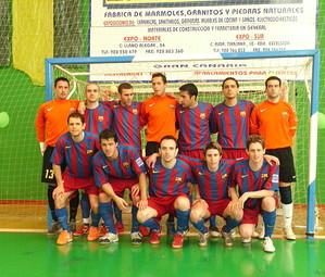 Este es el equipo que jugó el quinto partido para conseguir el ascenso