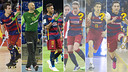 Can all six of Barça's teams sweep their leagues? / FCB
