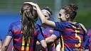 Barça's women continue winning / VÍCTOR SALGADO - FCB