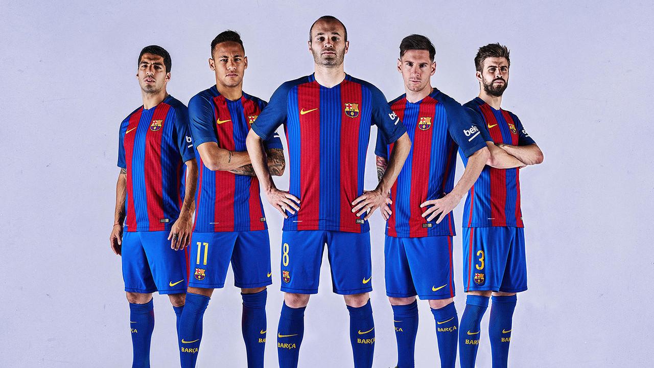 الصورة- نادي برشلونة