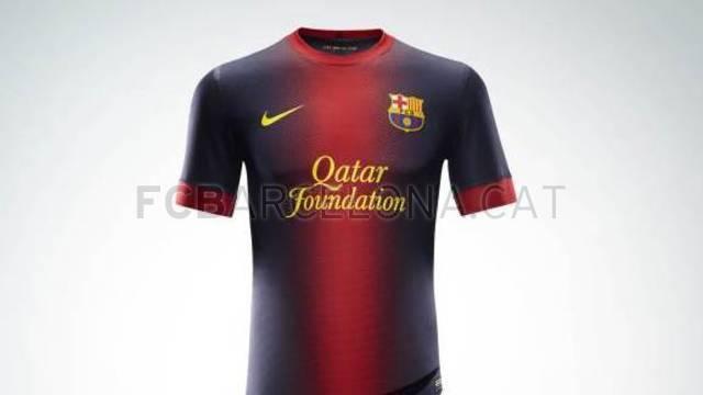 رسمياً : زي برشلونة للموسـم المُقبل