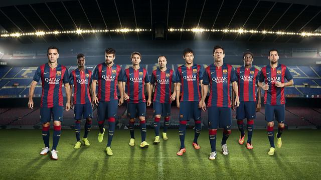 ¿Romperá el FC Barcelona con Nike?